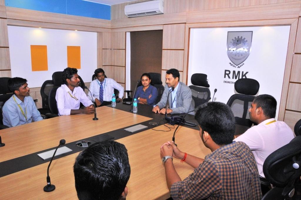 RMK Engineering College ::